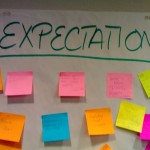 """Que pensez-vous de proposer un """"expectations wall"""" dans votre entreprise, autrement dit un """"mur à attentes"""" ?"""