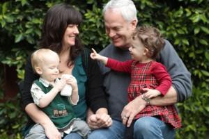 famille intergénérationnelle