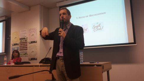 Conférence Management Leadership